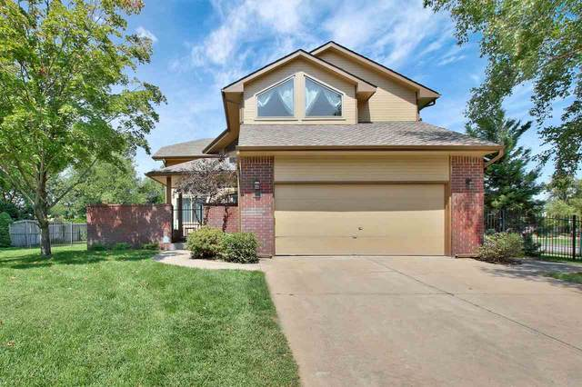 2337 N Keith Ct, Wichita, KS 67205 (MLS #585786) :: Preister and Partners | Keller Williams Hometown Partners