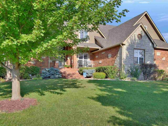 1421 N Freedom Rd, Wichita, KS 67230 (MLS #585790) :: Keller Williams Hometown Partners