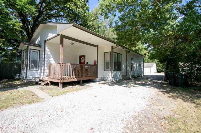 328 E 5th St, Newton, KS 67114 (MLS #585806) :: Keller Williams Hometown Partners