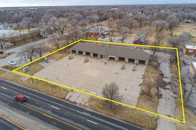 4608 W Maple St, Wichita, KS 67209 (MLS #585826) :: Graham Realtors