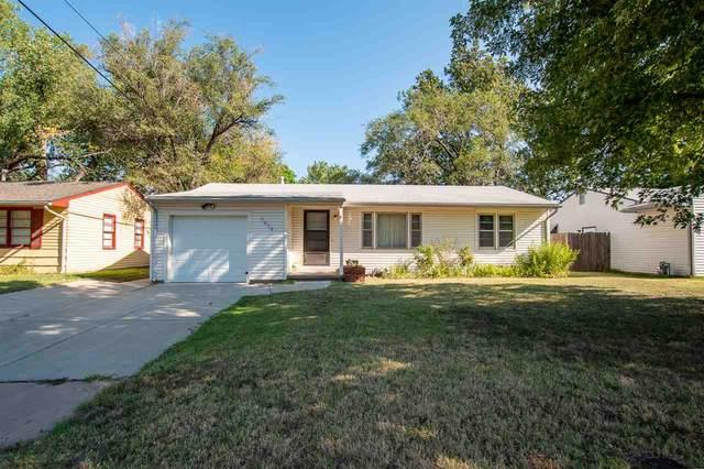 1614 W Webster St, Wichita, KS 67217 (MLS #585832) :: Keller Williams Hometown Partners