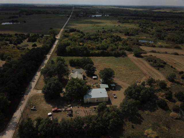 1715 40th St, Severy, KS 67137 (MLS #585838) :: On The Move