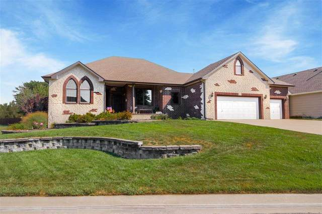 13110 E Tallowood Dr, Wichita, KS 67230 (MLS #585857) :: Preister and Partners | Keller Williams Hometown Partners