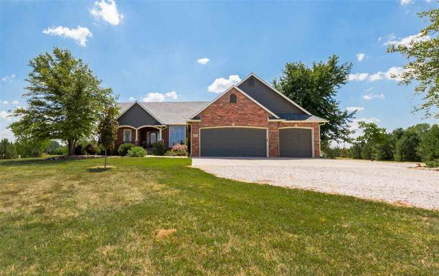 2119 W North Valley Rd, Sedgwick, KS 67135 (MLS #585860) :: On The Move