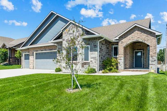 12506 W Jennie St, Wichita, KS 67235 (MLS #585879) :: On The Move