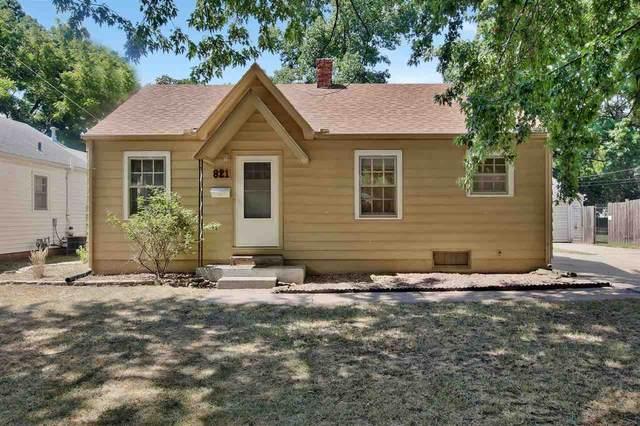 821 S Rutan Ave, Wichita, KS 67218 (MLS #585883) :: Keller Williams Hometown Partners