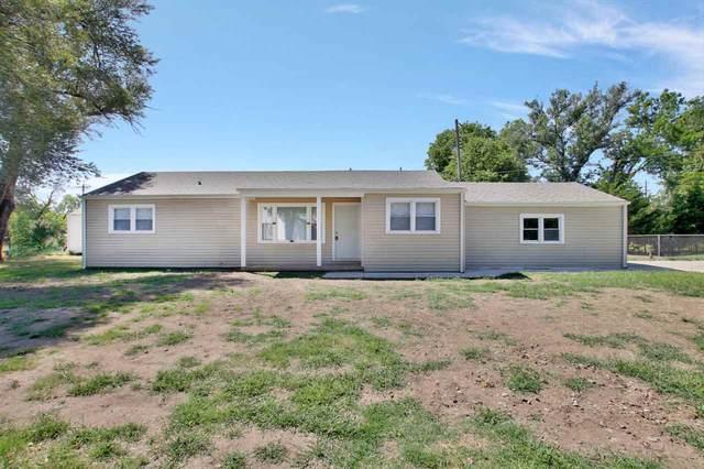 301 S Wayne Ave, Haysville, KS 67060 (MLS #585895) :: Keller Williams Hometown Partners
