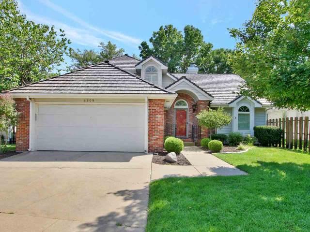 8909 Bradford Cir, Wichita, KS 67206 (MLS #585910) :: Pinnacle Realty Group
