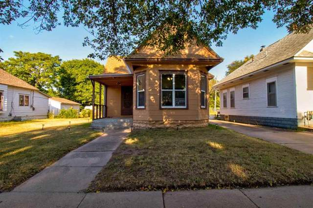 1114 S Lulu Ave, Wichita, KS 67211 (MLS #585919) :: Keller Williams Hometown Partners