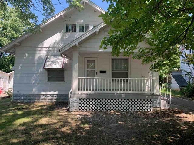 618 E 16TH AVE, Winfield, KS 67156 (MLS #585932) :: Keller Williams Hometown Partners