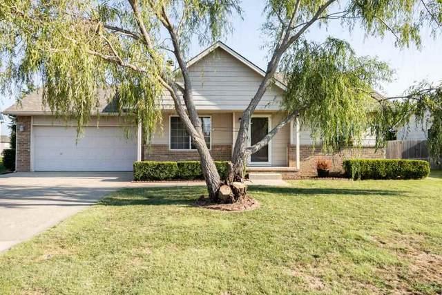 1636 W Firefly St, Haysville, KS 67060 (MLS #585943) :: Keller Williams Hometown Partners