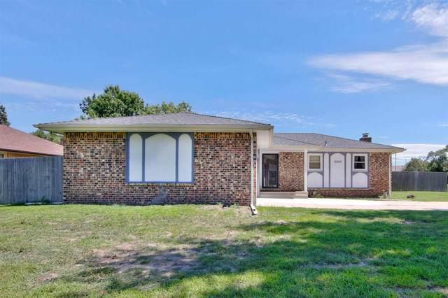 9209 E Barron Cir, Wichita, KS 67207 (MLS #585944) :: Preister and Partners | Keller Williams Hometown Partners