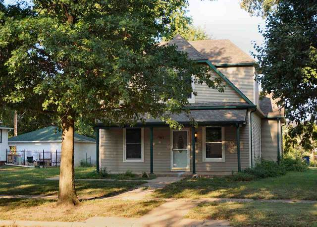 124 S 8th St, Conway Springs, KS 67031 (MLS #585950) :: Pinnacle Realty Group