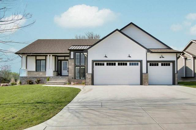 720 S Glen Wood Ct, Wichita, KS 67230 (MLS #585954) :: Keller Williams Hometown Partners