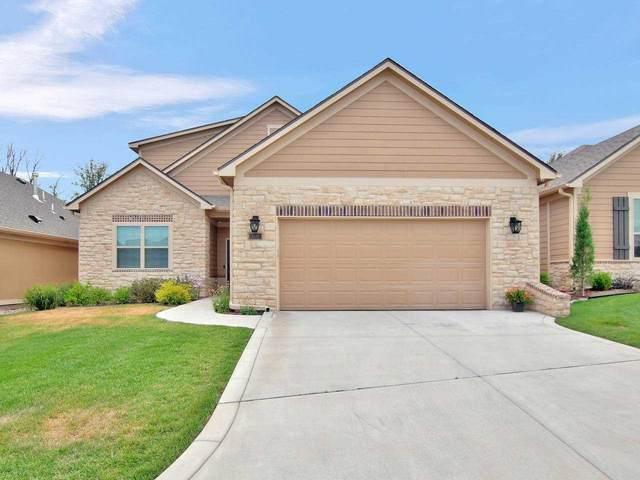 1243 S Siena Ct, Wichita, KS 67235 (MLS #585966) :: Keller Williams Hometown Partners