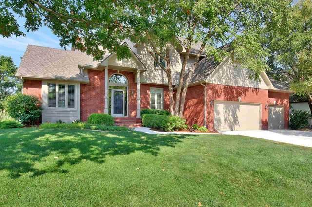 2613 N Wilderness Cir, Wichita, KS 67226 (MLS #585977) :: Keller Williams Hometown Partners