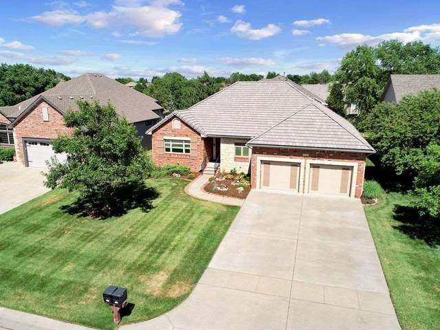 8785 W Northridge Ct, Wichita, KS 67205 (MLS #585980) :: Keller Williams Hometown Partners