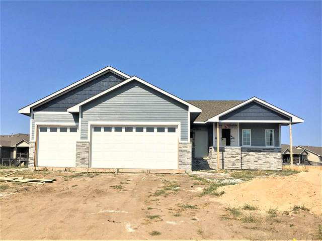 12510 E Willowgreen Cir, Wichita, KS 67207 (MLS #585997) :: Preister and Partners | Keller Williams Hometown Partners