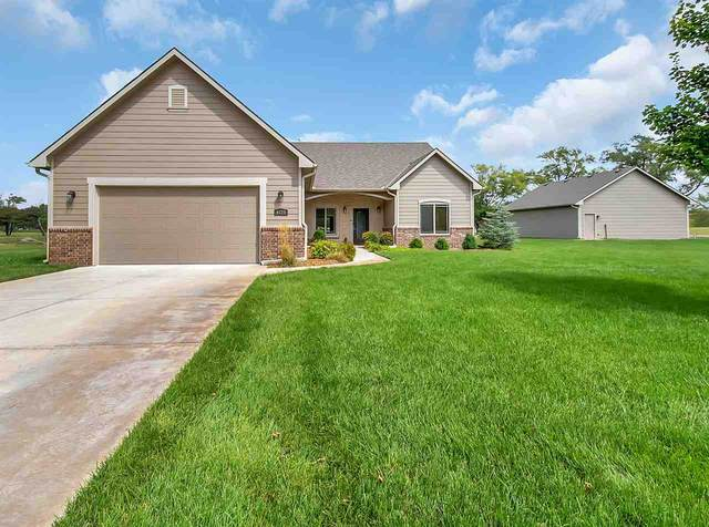6725 S Grove Ct, Wichita, KS 67216 (MLS #585998) :: Keller Williams Hometown Partners