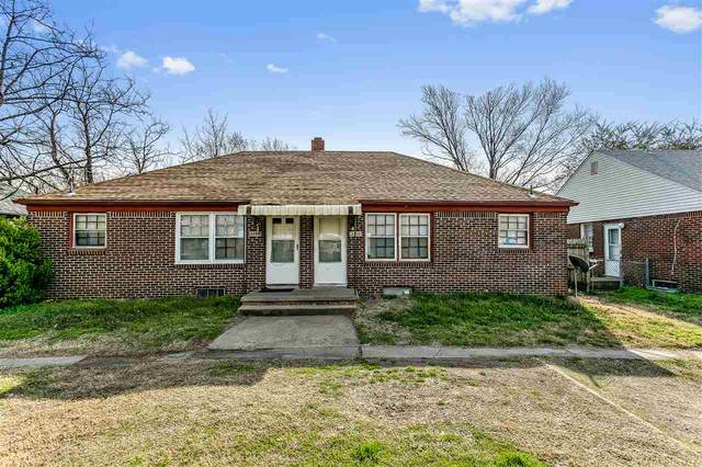 2208 S Hydraulic St 2210 S Hydrauli, Wichita, KS 67211 (MLS #586034) :: Keller Williams Hometown Partners