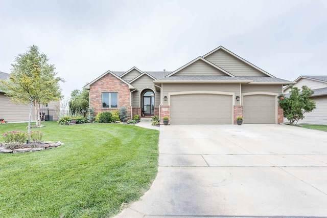13005 W Red Rock St, Wichita, KS 67235 (MLS #586042) :: Keller Williams Hometown Partners