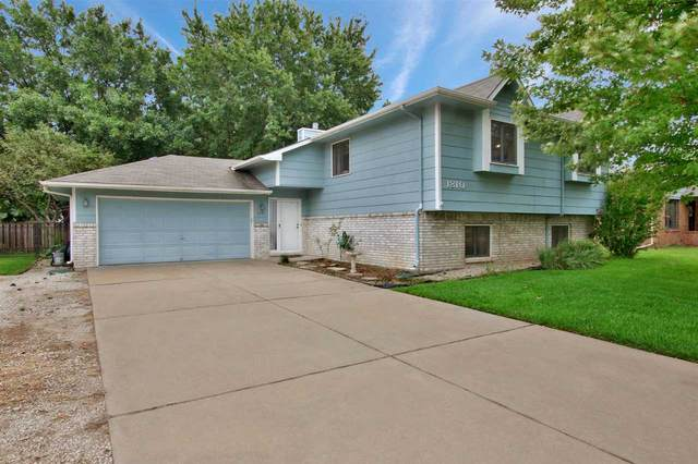 1810 N Redbarn Ln, Wichita, KS 67212 (MLS #586079) :: Graham Realtors
