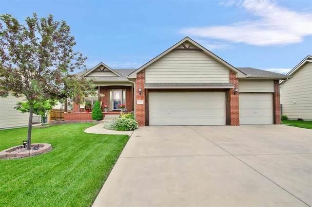 1417 S Shiloh St., Wichita, KS 67207 (MLS #586080) :: Keller Williams Hometown Partners