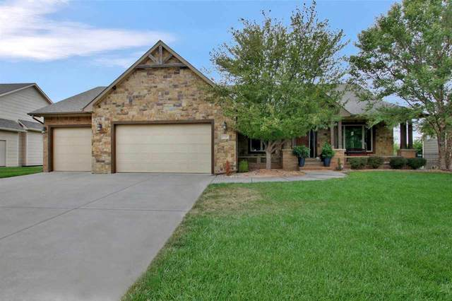 9745 W Westlakes Ct., Wichita, KS 67205 (MLS #586098) :: Keller Williams Hometown Partners