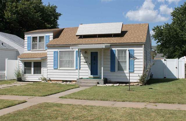 604 E 10th Ave, Hutchinson, KS 67501 (MLS #586105) :: On The Move