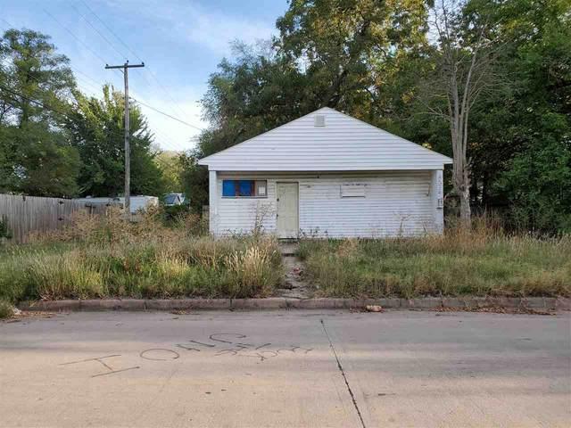 2311 E 16th, Wichita, KS 67214 (MLS #586107) :: Jamey & Liz Blubaugh Realtors