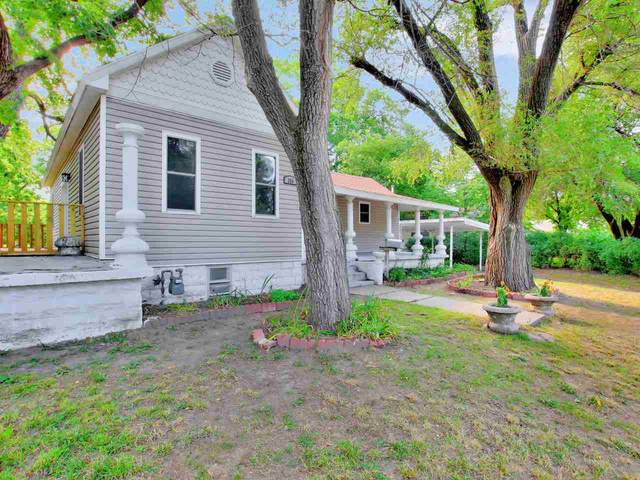 356 N Elizabeth St, Wichita, KS 67203 (MLS #586138) :: Preister and Partners | Keller Williams Hometown Partners