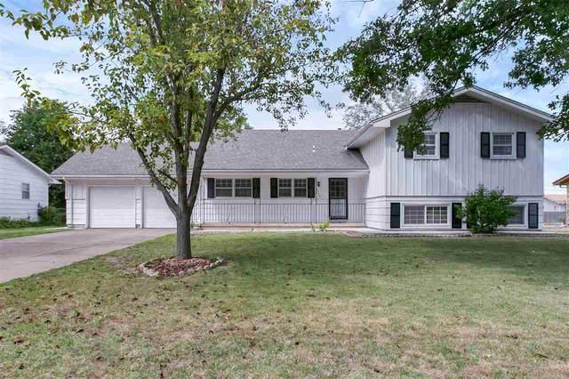 4706 E 25th St N, Wichita, KS 67220 (MLS #586142) :: Keller Williams Hometown Partners