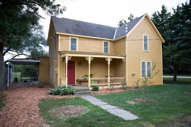 1010 N Chisholm Trail, Newton, KS 67114 (MLS #586143) :: Keller Williams Hometown Partners