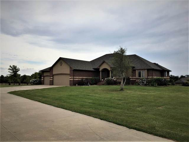 842 N Pecanwood St, Goddard, KS 67052 (MLS #586179) :: Keller Williams Hometown Partners
