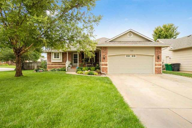925 N Parkway Dr, Valley Center, KS 67147 (MLS #586198) :: Graham Realtors
