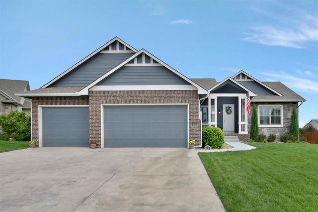 6206 W Kollmeyer Ct, Wichita, KS 67205 (MLS #586202) :: Preister and Partners | Keller Williams Hometown Partners