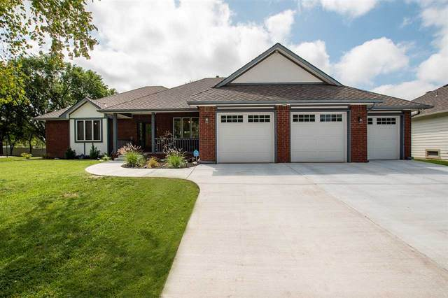 9509 Lakepoint, Wichita, KS 67226 (MLS #586222) :: Keller Williams Hometown Partners