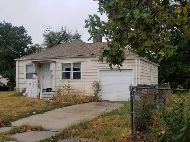 2201 E Mossman Ave, Wichita, KS 67214 (MLS #586272) :: Pinnacle Realty Group