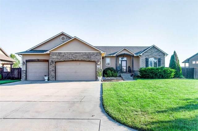 15418 E 24th St N, Wichita, KS 67228 (MLS #586279) :: Keller Williams Hometown Partners