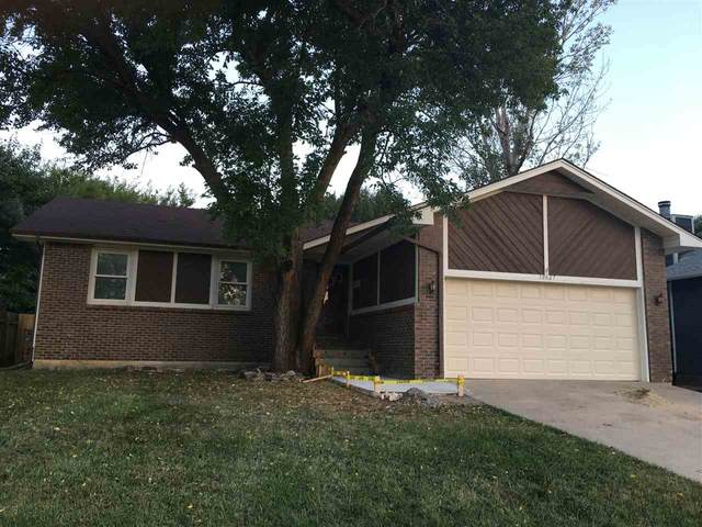 10627 E Countryside St, Wichita, KS 67207 (MLS #586281) :: Pinnacle Realty Group