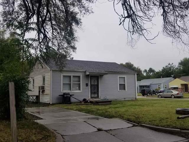 1746 E Mcfarland St, Wichita, KS 67219 (MLS #586283) :: On The Move