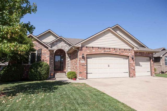 2505 N Spring Hollow St, Wichita, KS 67228 (MLS #586291) :: Keller Williams Hometown Partners