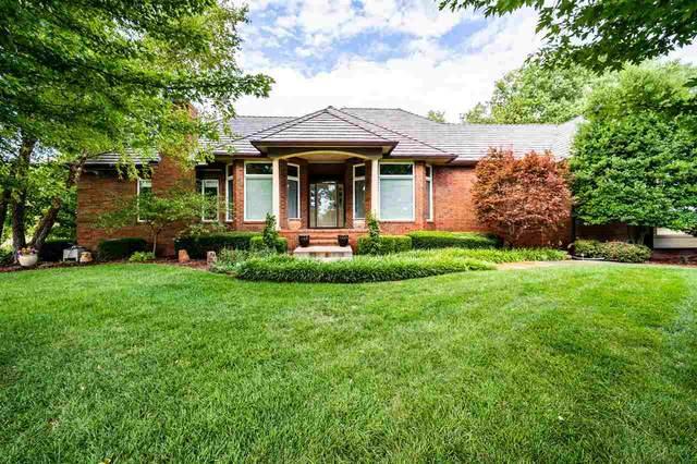 1819 N Red Brush St, Wichita, KS 67206 (MLS #586302) :: Preister and Partners | Keller Williams Hometown Partners