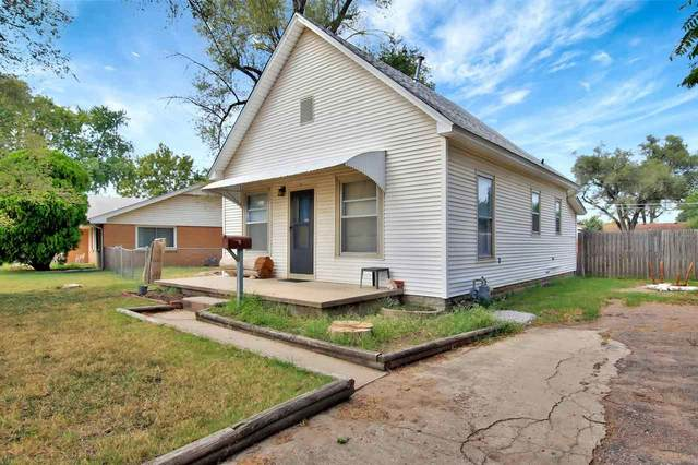 900 W Savannah, Wichita, KS 67217 (MLS #586304) :: Graham Realtors