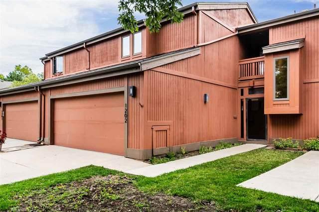 1441 N Rock Rd #1202, Wichita, KS 67206 (MLS #586306) :: Graham Realtors