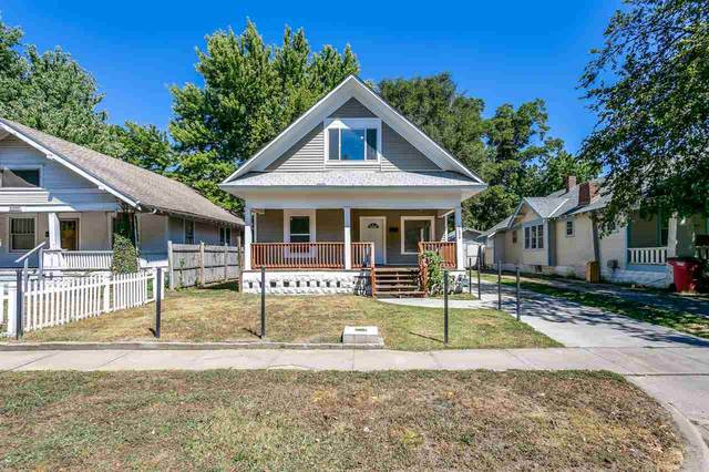 2604 E 2ND ST N, Wichita, KS 67203 (MLS #586317) :: Graham Realtors