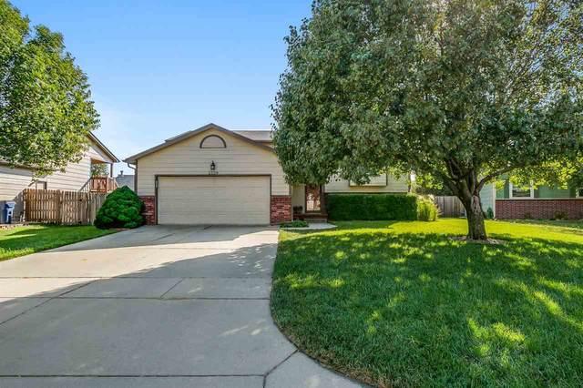 2229 S Prescott Ct, Wichita, KS 67209 (MLS #586323) :: On The Move