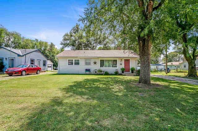 431 W 2nd St, Udall, KS 67146 (MLS #586325) :: Keller Williams Hometown Partners