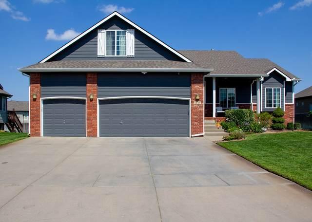 3237 S Bluelake Ct, Wichita, KS 67215 (MLS #586342) :: Keller Williams Hometown Partners
