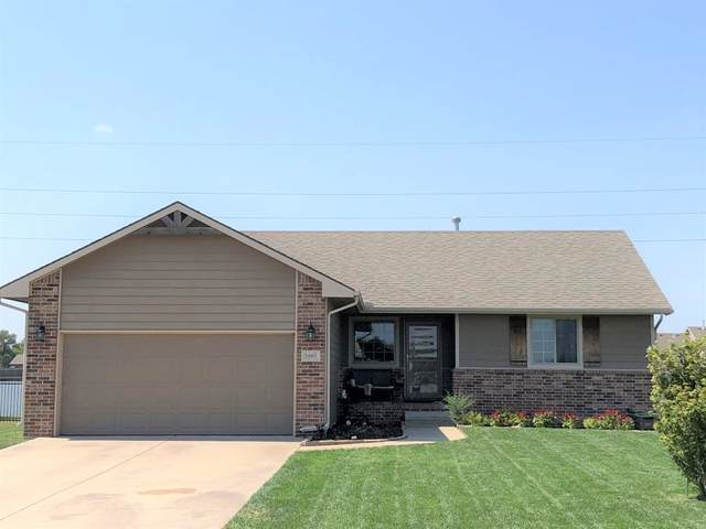 1605 N Kentucky, Wichita, KS 67235 (MLS #586345) :: Keller Williams Hometown Partners